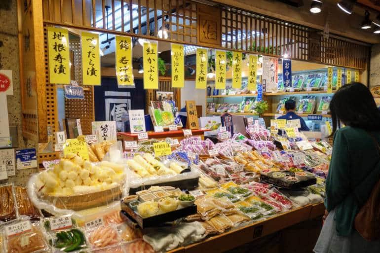 Nishiki Stall