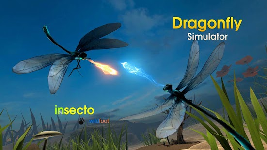Dragonfly Simulator screenshot