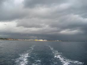 Photo: Hava pek iyi degil gibi. Not a nice weather.