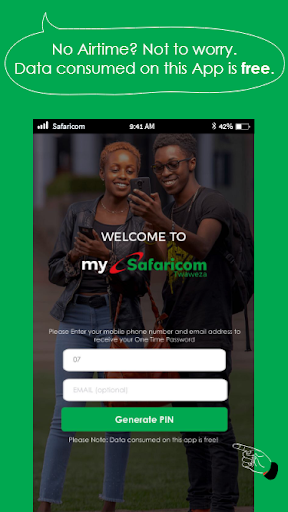 mySafaricom  screenshots 1