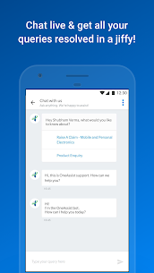 OneAssist App Download For Android 8