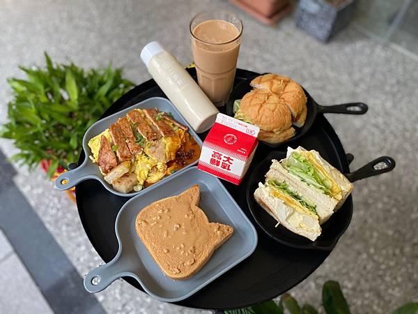 早點初發 林口 三明治·菠蘿堡專賣