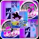 DRAGON Ball Piano tiles (game)