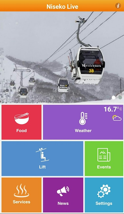 Niseko Live- screenshot