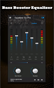 Equalizer & Bass Booster Pro MOD (Paid) 2