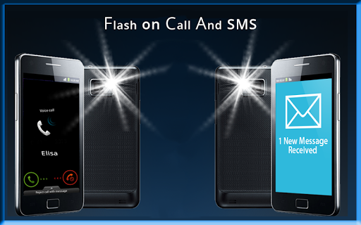 Flash On Call SMS