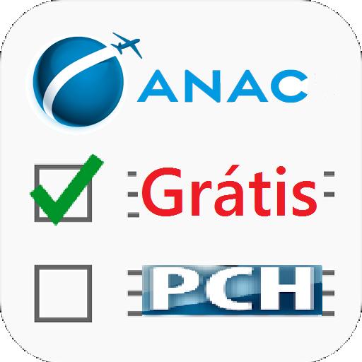 Simulados BANCA para ANAC - PCH - Grátis