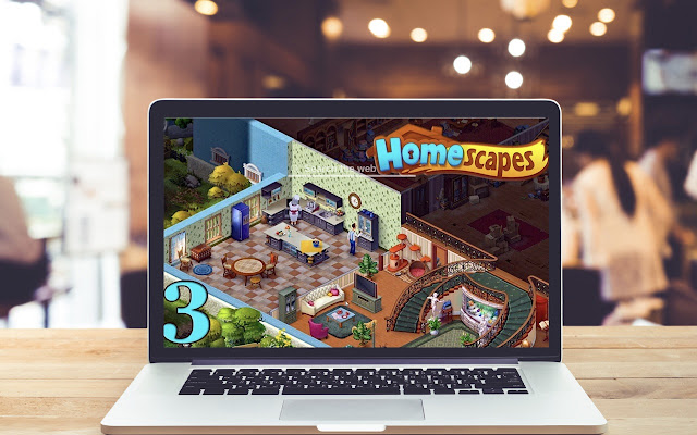 Homescapes HD Wallpapers Game Theme