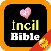 Turkish-English Bilingual Audio Bible Offline Android APK Download Free By JaqerSoft