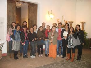 Photo: Alumnos y alumnas de la Maestría de Antropología Visual PUCP 2013