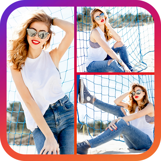Photo Collage Maker - Photo Collage & Photo Editor Icon