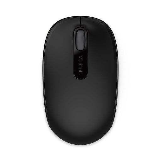 Chuột máy tính Microsoft Wireless Mobile Mouse 1850 (Đen)