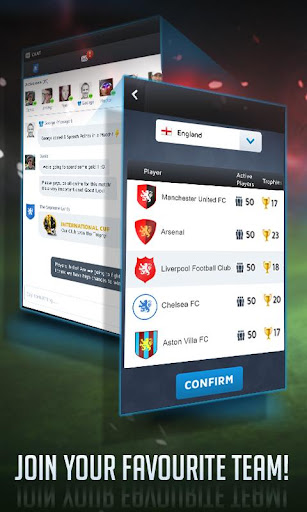 LigaUltras - Support your favorite soccer team  screenshots EasyGameCheats.pro 1