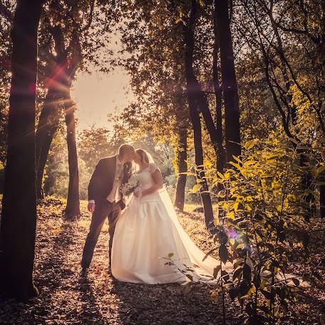 Wedding photographer Flavio romualdo Garofano (mondoromulo). Photo of 12.10.2017