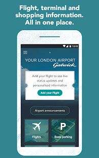 Gatwick Airport Official- screenshot thumbnail