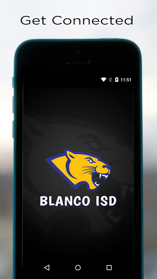 Blanco ISD- screenshot