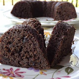 Chocolate Spelt Cake.