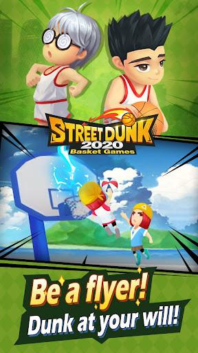 Street Dunk-2020 Basket games screenshot 2