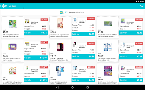 Flipp - Weekly Ads & Coupons Screenshot 7