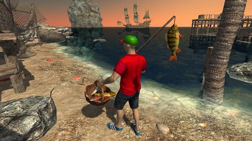 Reel Fishing Simulator - Ace Fishing 2018  captures d'écran 2
