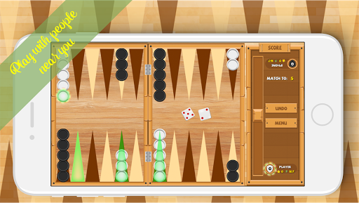 Backgammon Online 2.0 screenshots 5