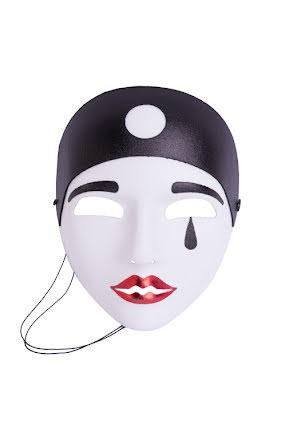 Ansiktsmask, Pierrot