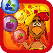 Bubble Shooter Farm Trouble icon