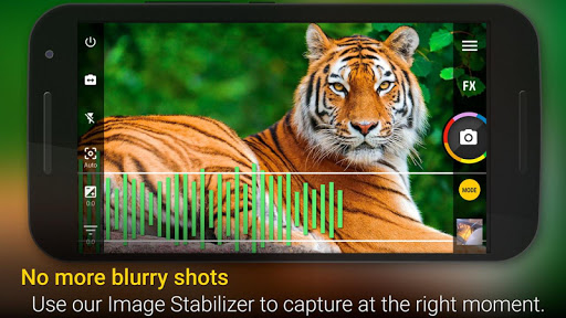 Camera ZOOM FX Premium  screenshots 5
