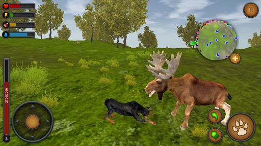 Dog Survival Simulator screenshot 4