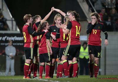 Belgian Red Flames winnen met 4-1 van Italië en op kop in de groep