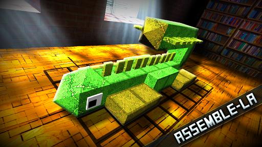 Code Triche MonsterCrafter APK MOD (Astuce) screenshots 2