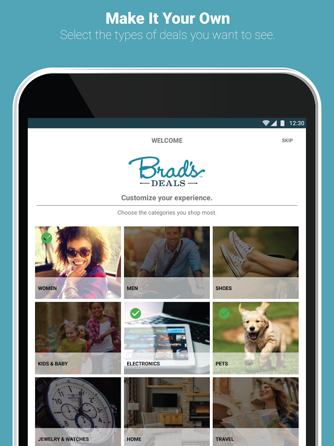 Brad's Deals - Android...