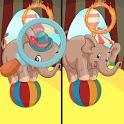 Kids Spot The Difference Fun icon