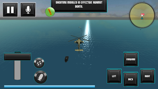 navy helicopter strike team 3D- screenshot thumbnail
