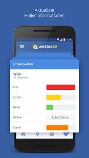 wetter.tv - Wetter Österreich - náhled