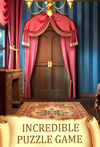 Puzzle 100 Doors - Room escape screenshots 17