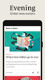 Download The Economist: News analysis APK