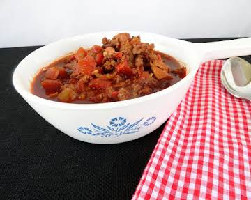 Blazin' BBQ Traditional Red Chili