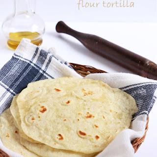 Flour tortilla recipe | How to make tortilla