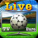 Live Football TV Euro icon