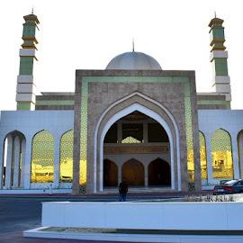 by Drrashid Taj - Buildings & Architecture Places of Worship ( building, mosque )