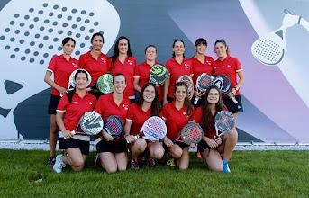 Photo: Selección #pádel Navarra
