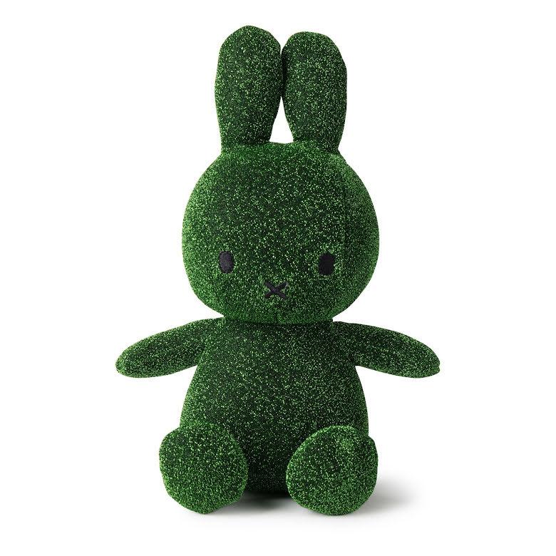 Miffy - 23 cm, Sparkle Green