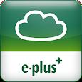 E-Plus Cloud icon