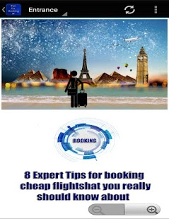 Tips for Booking - náhled