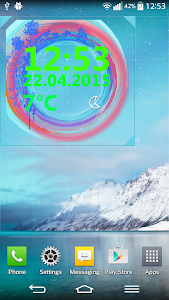 Weather Clock screenshot 4