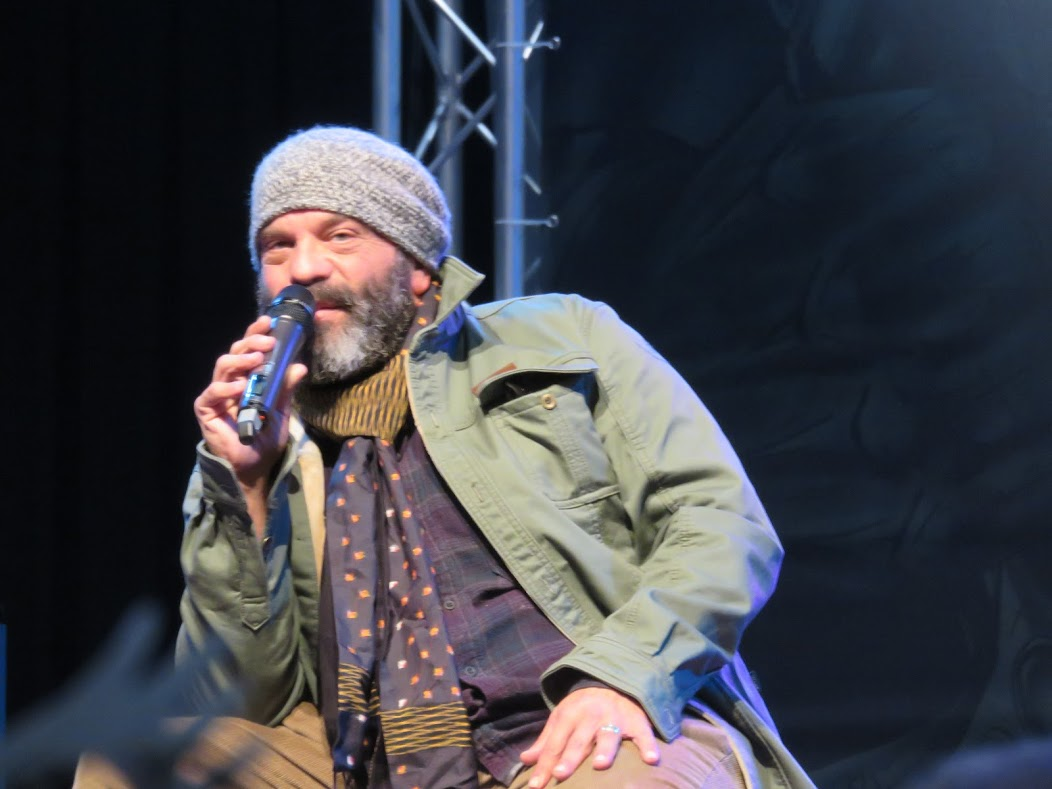 Lee Arenberg Dutch Comic Con Christmas
