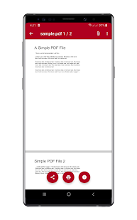 Download AQ PDF Reader - PDF READER AND VIEWER. For PC Windows and Mac apk screenshot 4