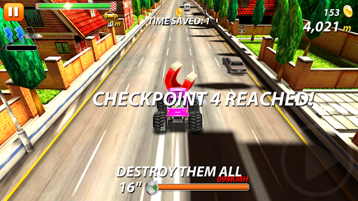 Crazy Speed : Racing!!! - screenshot