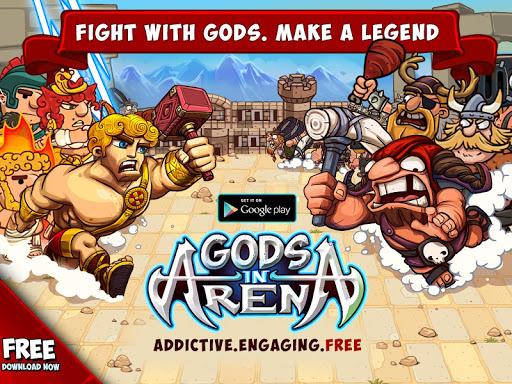 Gods In Arena